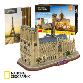 National Geographic ™ Notre Dame
