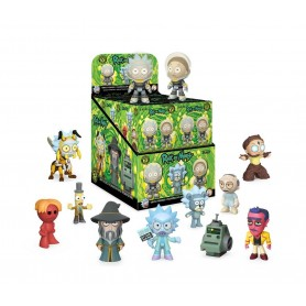 Rick & Morty Minifiguras Mystery Minis 6 cm Expositor