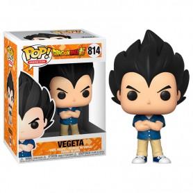 Dragon Ball Super Figura POP! Animation Vinyl Vegeta 9 cm 814