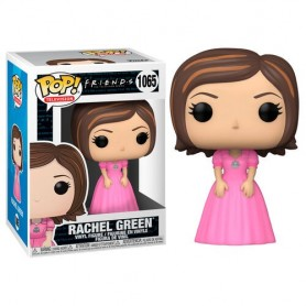 Figura POP Friends Rachel in Pink Dress 9cm 1065