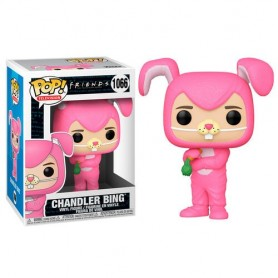 Figura POP Friends Chandler as Bunny