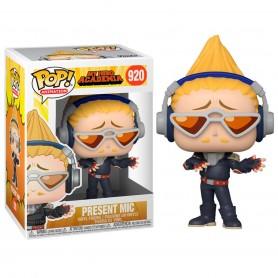 Figura POP My Hero Academia Present Mic 9cm 920