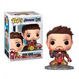 Avengers: Endgame POP! Movies Vinyl Figura I Am Iron Man (MT) (GW) 9 cm 580