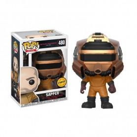 Blade Runner 2049 POP! Chase Sapper 9 cm 480