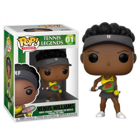 Figura POP Tennis Legends Venus Williams