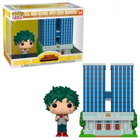 Figura POP My Hero Academia U.A. High School with Deku in Uniform 04