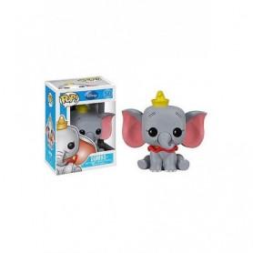 Disney Figura POP! Movies Vinyl Cabezón Dumbo 9 cm 50