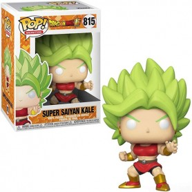 Figura POP Dragon Ball Super Super Saiyan Kale 9cm 815