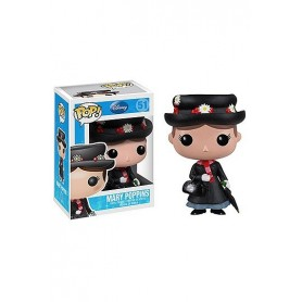 Mary Poppins POP! Vinyl Figura Mary Poppins 10 cm 51