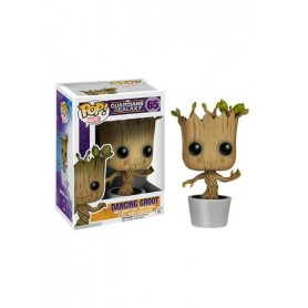 Figura Funko Pop! Dancing Groot 65 Guardianes de la Galaxia