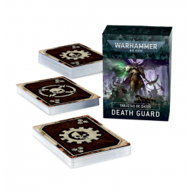 Tarjetas de datos: Death Guard (Datacards) Español