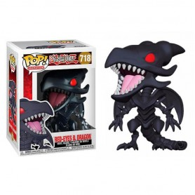 Figura POP Yu-Gi-Oh Red-Eyes Black Dragon 9cm