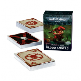 Tarjetas de datos: Blood Angels (Datacards) Español