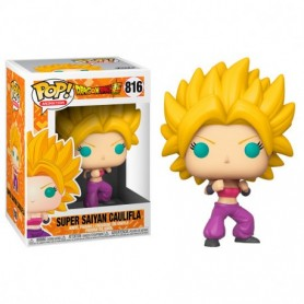Figura POP Dragon Ball Super Super Saiyan Caulifla