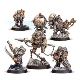 Warhammer Age of Sigmar: Thundrik's Profiteers
