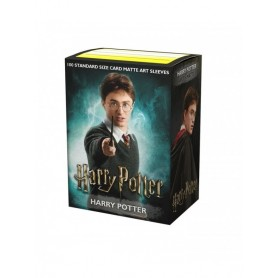 Fundas Standard Art Sleeves Matte Harry Potter - Limited Edition Dragon Shield - Paquete de 100