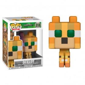 Figuras Funko Pop! Ocelot 318 Minecraft