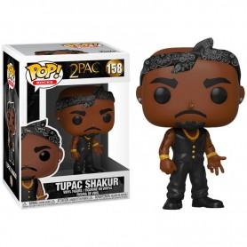 Tupac POP! Rocks Vinyl Figura Tupac 9 cm 158