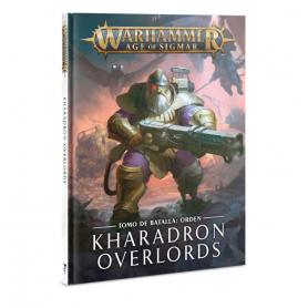 Tomo de batalla: Kharadron Overlords (Español)