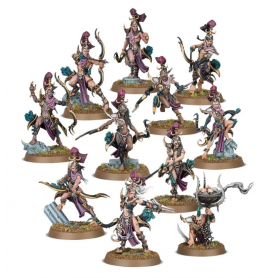 Blissbarb Archers (Slaanesh)