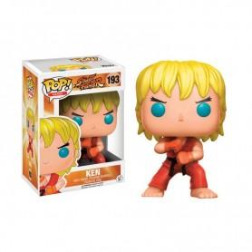 Street Fighter POP! Games Vinyl Figura Ken 9 cm 193