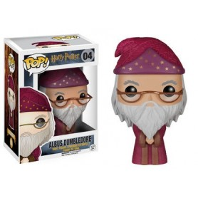 Harry Potter POP! Movies Vinyl Figura Albus Dumbledore 04