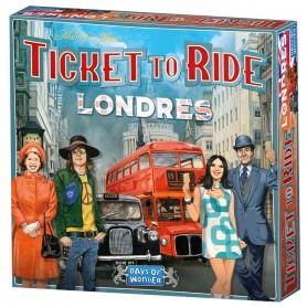 ¡Aventureros al Tren! Londres ES/PT