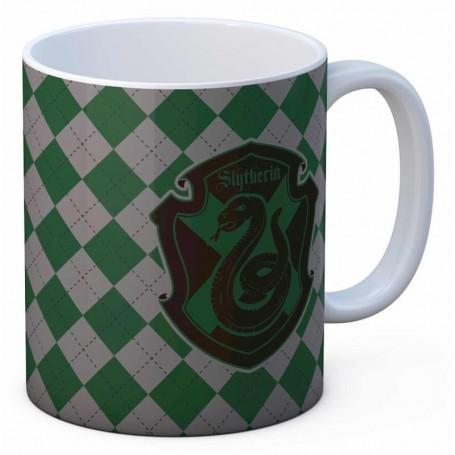Taza Slytherin Harry Potter