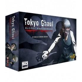 Tokyo Ghoul - Juego de mesa