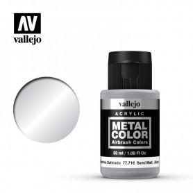 Aluminio Satinado Metal Color 77.716