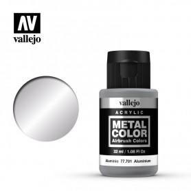 Aluminio Metal Color 77.701