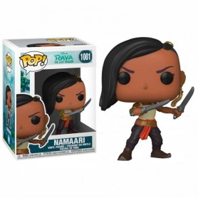 Funko POP! Namari - Raya and the Last Dragon/ Raya y el último dragón 9cm 1001
