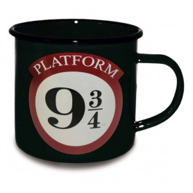 Harry Potter Taza Enamel Platform 9 3/4