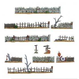 Muros y vallas