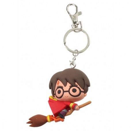 Llavero goma Quidditch Harry Potter