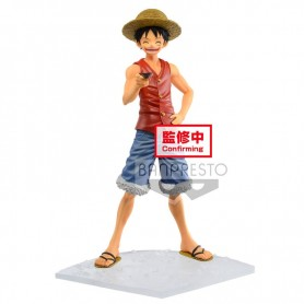 Figura Luffy Magazine Special Episode One Piece 18cm