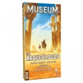 Museum - los arqueólogos