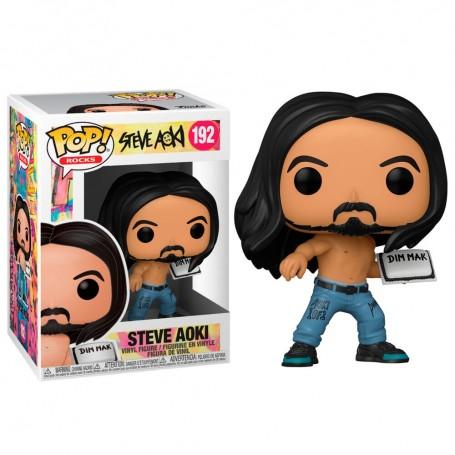 Figura POP! Steve Aoki with Cake 9cm 192