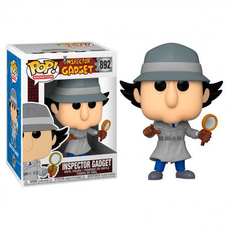 Figura POP! Inspector Gadget 9cm 892