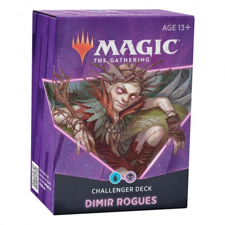 Magic the Gathering  Challenger Deck 2021 inglés Mono Green Stompy