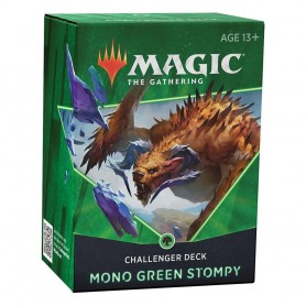 copy of Magic the Gathering  Challenger Deck 2021 inglés Mono Green Stompy