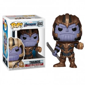 Figura POP Marvel Avengers Endgame Thanos 9cm 453