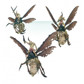 Plague Drones of Nurgle - Daemons of Nurgle