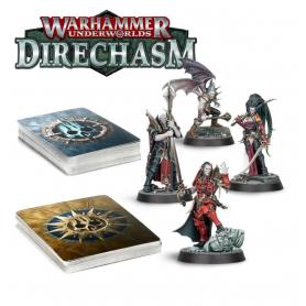 Warhammer Underworlds: Direchasm– La Corte Carmesí (Español)