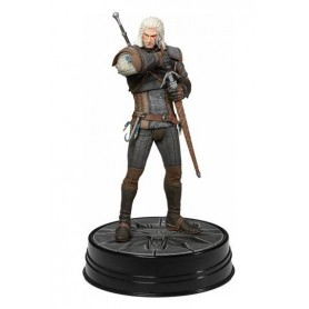Witcher 3 Wild Hunt Estatua PVC Heart of Stone Geralt Deluxe 24 cm