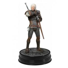 Witcher 3 Wild Hunt Estatua PVC Heart of Stone Geralt Deluxe 24 cm