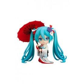 Character Vocal Series 01 Figura Nendoroid Hatsune Miku Korin Kimono Ver. 10 cm