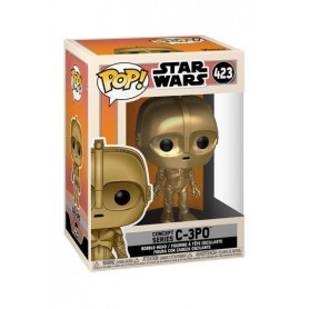 Star Wars Concept POP! Star Wars Vinyl Figura C-3PO 9 cm