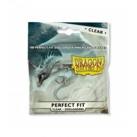 Fundas Perfect Fit Side-Loading Dragon Shield Clear