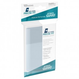 Ultimate Guard Precise-Fit Sleeves Side-Loading Fundas Tamaño Estándar Transparente (100)